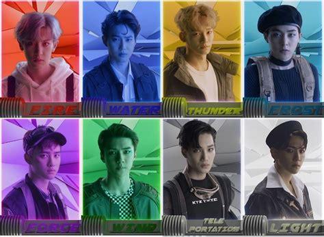 exo power exo يعلنون عن تاريخ الإفراج و التفاصيل فيديو تشويقي جديد
