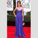 Natalie Morales Red Dress | 564 x 910 jpeg 97kB