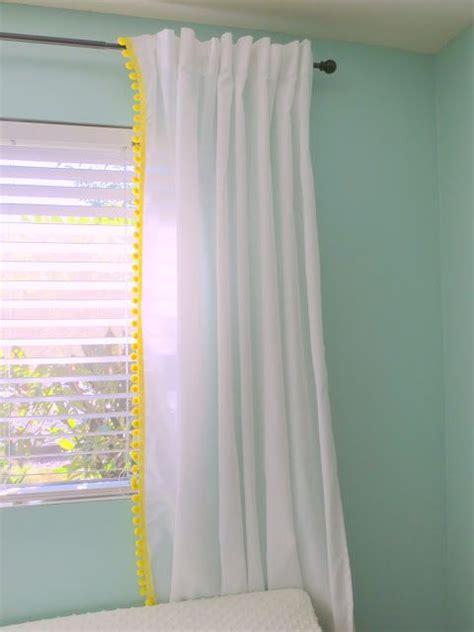 Pom Pom Curtains Pom Pom Curtains Pretty Up My Place Studio La