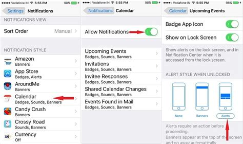 How To Iphone Calendar How To Fix Iphone Calendar Reminder Not Working