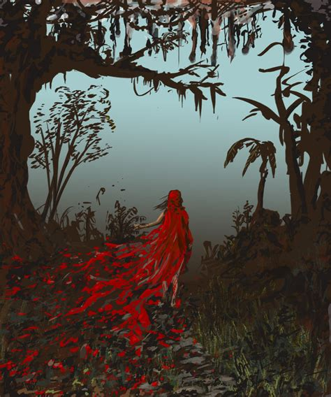 red riding hood dreams by van schneider on deviantart - 461703 Tale About The Enamored Painter