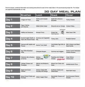 diet menu template sle diet menu template 13 free documents in pdf