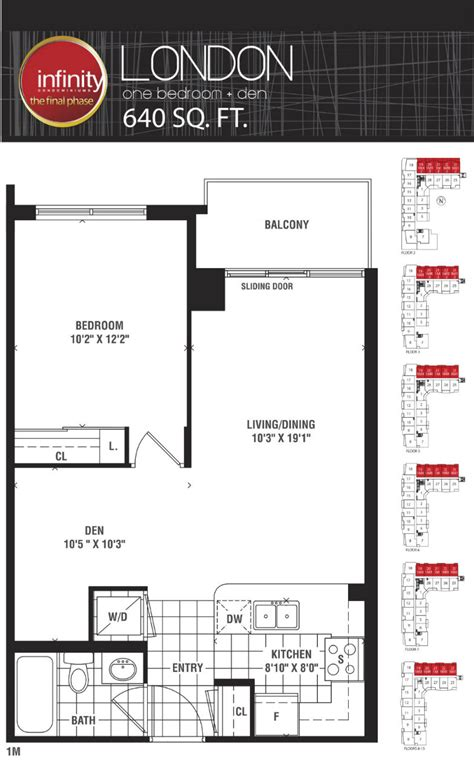 30 grand trunk floor plans london infinity condos at 19 30 grand trunk cres 25