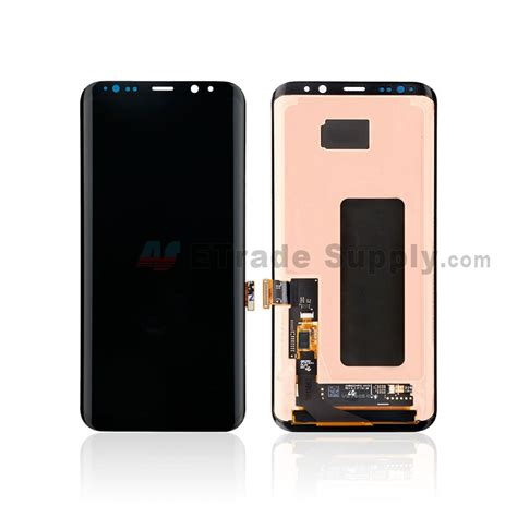 Strawberry S8 Touchscreen Digitizer Original samsung galaxy s8 plus g955a g955p g955t g955v g955u lcd screen and digitizer assembly black