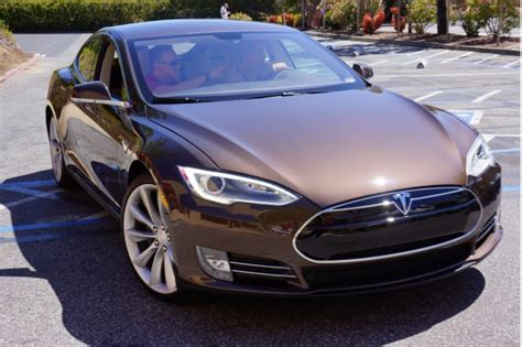 Car Model Tesla Tesla Model S Certified Used Electric Cars Now On Sale
