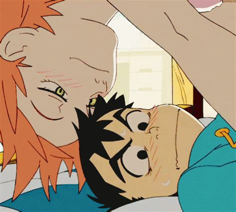 Anime Yell by Yell Gif Anime Discover Gifs