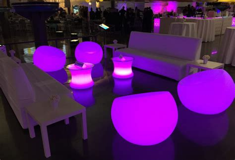 Glow Furniture by Event Furniture Rentals In Los Angeles Call Today