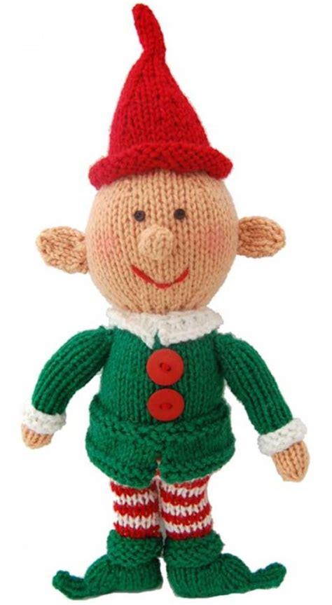 free pattern christmas elf free universal yarn pattern happy little elf knitting