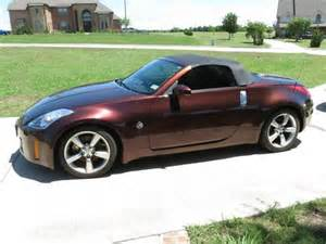 2006 Nissan 350z Convertible Buy Used 2006 Nissan 350z Touring Convertible Roadster 6