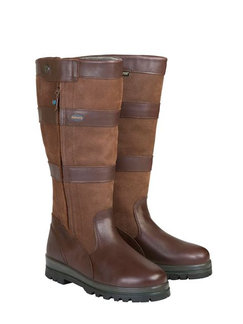 dubarry men s wexford leather boot