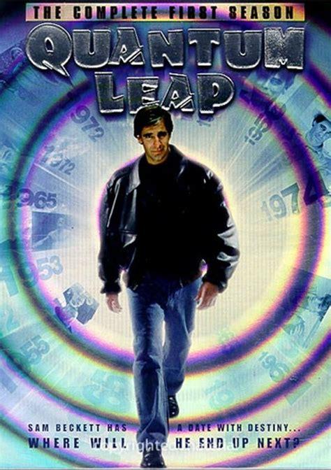 film serial quantum leap quantum leap the complete first season dvd 2004 dvd