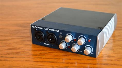 Presonus Audiobox Usb presonus audiobox usb 96 review all things gear