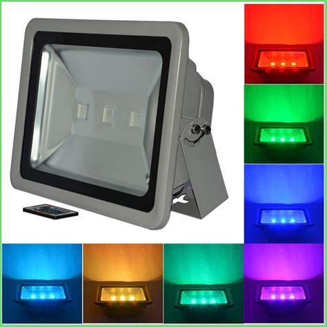 rgb led flood light led flood light supplier led rgb flood light with 24vac