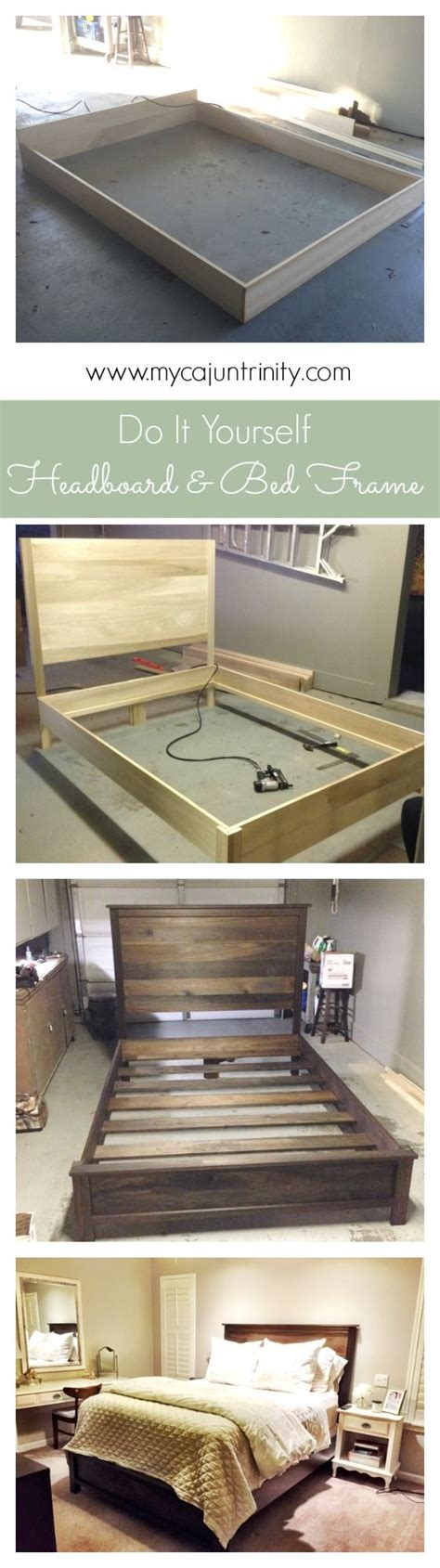 how to build a headboard and footboard step by step on how to build a headboard and