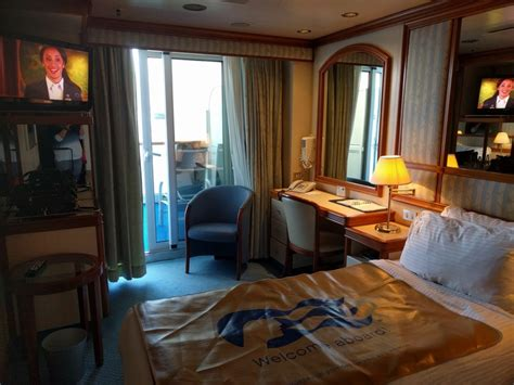grand cabin balcony cabin c515 on grand princess category b2