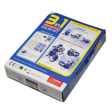 Educational 3 In 1 Diy Solar Robot Scorpion Tank Kit Kado Anak educational 3 in 1 diy solar robot scorpion tank kit blue gray jakartanotebook