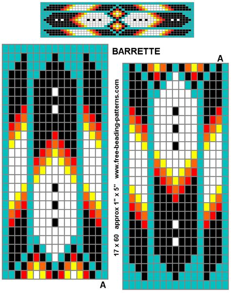 american beadwork designs or patterns likes