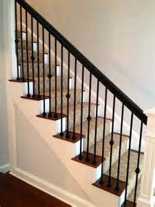 design custom staircase iron spindles
