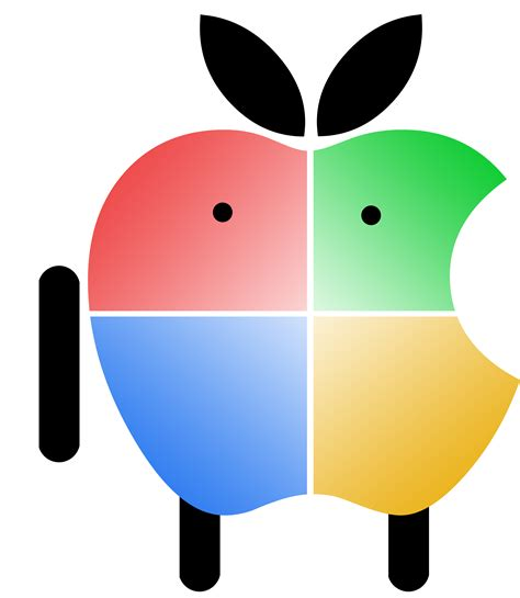 Android And Windows by Apple Android Windows Logo Meaningless Drivel Forum At