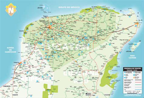yucatan peninsula map map of the yucatan peninsula yucatan today