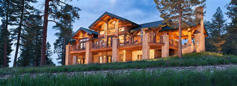 precisioncraft mountain style homes