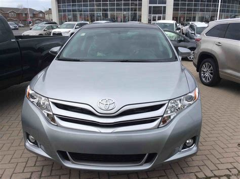 toyota inventory new 2016 toyota venza v6 awd 6a for sale in kingston