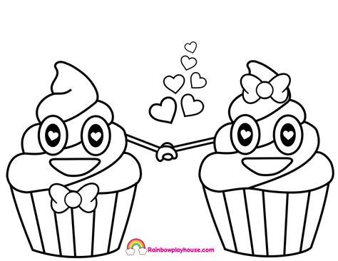 printable coloring pages emoji poop emoji pages to print coloring pages