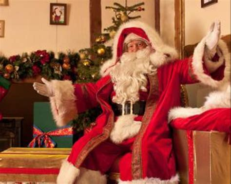 where to find santa in andover basingstoke and surrounding