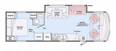 Winnebago Rv Floor Plans 2017 Winnebago Vista 31ke Camping World Of Mid Missouri