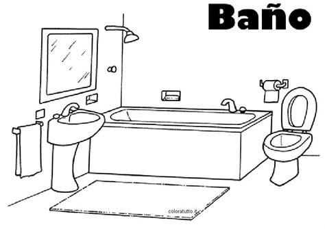 disegnare bagno bagno 3 disegni per bambini da colorare
