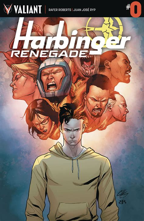 harbinger renegade volume 2 books sep172034 harbinger renegade 0 cvr a clayton previews