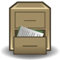 file replacement filing cabinet svg