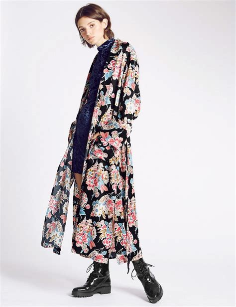 Marks And Spencers Kimono Dress by Archive By The Kimono Endource