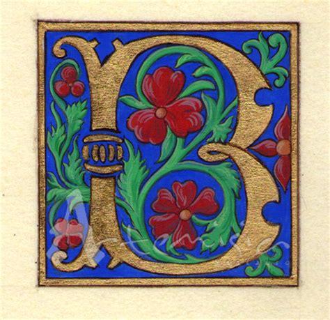 lettere miniate decorazione miniata bottega d arte la zaffera