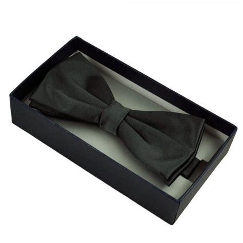 Dress 15239 Orange plain grey bow tie from ties planet uk