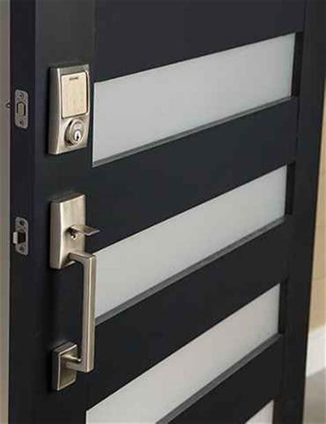 schlage front door handle handlesets entry door handlesets schlage