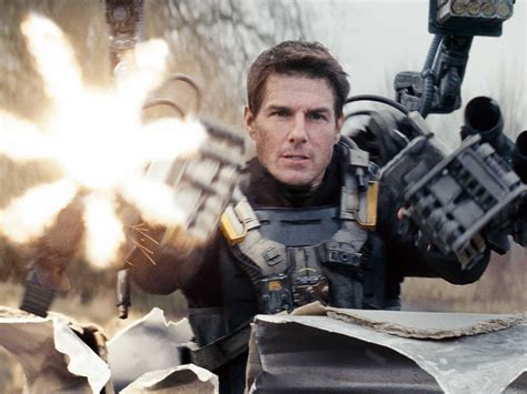 movies tom cruise played in edge of tomorrow tom cruise s best movie in years