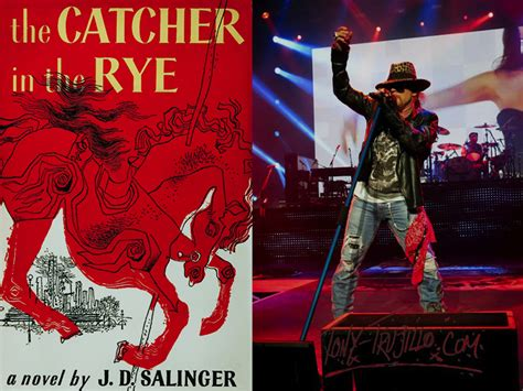 catcher in the rye theme song book covers quot songs inspired by literary works one music ph