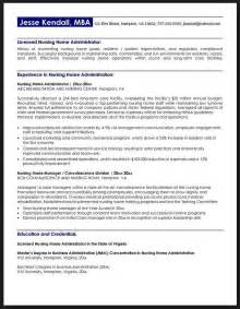 Business Administration Resume Objective by Objective In Business Administration Resume
