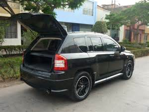 Jeep 2009 Compass Vendo Jeep Compass 2008 2009 Rallye