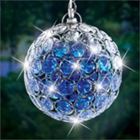 solar power hanging christmas balls outdoor solar lights collections etc