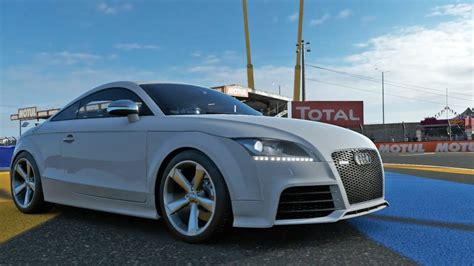 Audi Rs 2010 by Forza Motorsport 7 Audi Tt Rs Coupe 2010 Test Drive