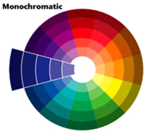 monochromatic color monochromatic complimentary warm cool and neutral for