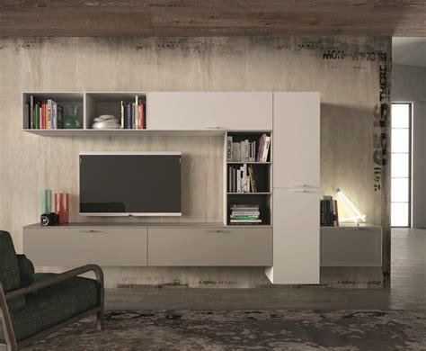 mobili soggiorno san michele soggiorno sole laccato opaco porta tv design