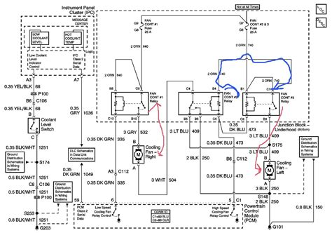 gm electric fan wiring diagram wiring diagram with