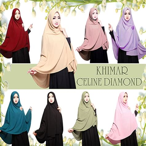 Model Khimar Syari Model Jilbab Syari Hairstylegalleries