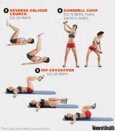Home Dumbbell Workout Routine No Bench - the crazy amazing core workout routine