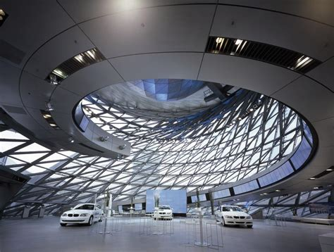 bmw showroom zaha hadid csu pomona architecture topic studio winter 2013