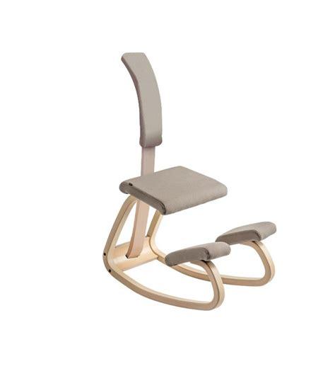 siege pour mal de dos si 232 ge ergonomique varier variable balans avec dossier