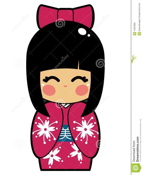 imagenes de japonesas muñecas mu 241 eca japonesa foto de archivo libre de regal 237 as imagen
